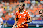 The Hague, Netherlands, June 13: Billy Bakker #8 of The Netherlands looks on during the field hockey semi-final match (Men) between The Netherlands and England on June 13, 2014 during the World Cup 2014 at Kyocera Stadium in The Hague, Netherlands. Final score 1-0 (1-0)  (Photo by Dirk Markgraf / www.265-images.com) *** Local caption ***