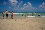 Miami Beach, Florida, March 2012.
