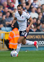 Bolton Wanderers' Filipe Morais in action during today&sbquo;&Auml;&ocirc;s game<br /> <br /> Photographer Ashley Western/CameraSport<br /> <br /> The EFL Sky Bet Championship - Millwall v Bolton Wanderers - Saturday August 12th 2017 - The Den - London<br /> <br /> World Copyright &not;&copy; 2017 CameraSport. All rights reserved. 43 Linden Ave. Countesthorpe. Leicester. England. LE8 5PG - Tel: +44 (0) 116 277 4147 - admin@camerasport.com - www.camerasport.com
