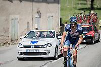 Guillaume Van Keirsbulck (BEL/Wanty-Groupe Gobert)<br /> <br /> stage 7: Aoste &gt; Alpe d'Huez (168km)<br /> 69th Crit&eacute;rium du Dauphin&eacute; 2017
