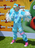 "LOS ANGELES, USA. August 10, 2019: JoJo Siwa at the premiere of ""The Angry Birds Movie 2"" at the Regency Village Theatre.<br /> Picture: Paul Smith/Featureflash"