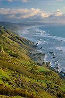 View south from Split Rock<br />