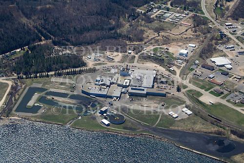 Neenah Paper Michigan Inc, Munising, Upper Peninsula of Michigan.