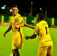 Alianza Petrolera vs Fortaleza FC, 27-05-2016. LA I_2016