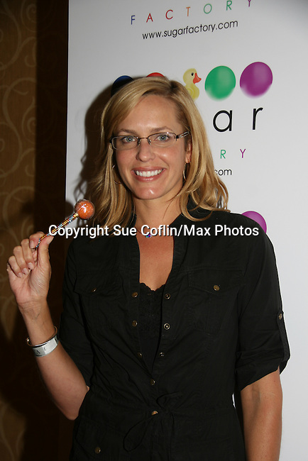 Arianne Zuker - Official Daytime Emmy Awards gifting Suite on June 26, 2010 during 37th Annual Daytime Emmy Awards at Las Vegas Hilton, Las Vegas, Nevada, USA. (Photo by Sue Coflin/Max Photos)