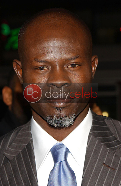 Djimon Hounsou<br />