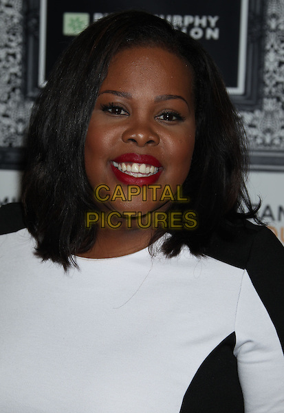 8 February 2014 - Universal City, California - Amber Riley. Family Equality Council's Los Angeles Awards Dinner held at Universal Studios Globe Theater. <br /> CAP/ADM/RE<br /> &copy;Russ Elliot/AdMedia/Capital Pictures