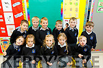 Scoil Nuachabháil, Ballymac, welcomed their Junior Infants to the school last Wednesday August 28th for their first day.