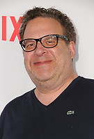 "29 March 2017 - Los Angeles, California - Jeff Garlin.  Premiere Of Netflix's ""The Discovery"" held at The Vista Theater in Los Angeles. Photo Credit: Birdie Thompson/AdMedia"