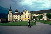 Stamms monastery. Tirol Austria.