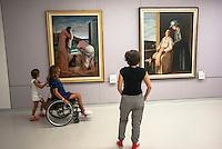 Milano, il Museo del Novecento --- Milan, the Museum of Twentieth Century