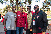 STANFORD, CA -- October 27, 2018. The Stanford Cardinal football team loses to the Washington State Cougars 38-41 at Stanford Stadium.