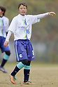 Moeno Sakaguchi (Ciencia), DECEMBER 2, 2011 - Football / Soccer : Frendiy Football match Arsenal Ladies FC 4-0 Musashigaoka College Ciencia at Musashigaoka College Stadium in Saitama, Japan. (Photo by Yusuke Nakanishi/AFLO SPORT) [1090]