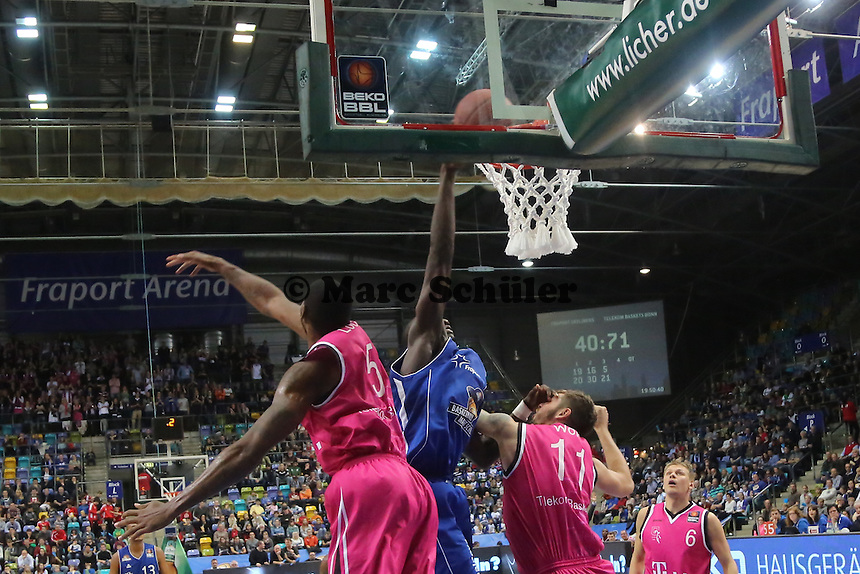 Aziz N'Diaye (Skyliners) - Fraport Skyliners vs. Telekom Baskets Bonn, Fraport Arena Frankfurt