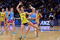 Pulse&rsquo; Claire Kersten in action during the ANZ Premiership - Pulse v Steel at Te Rauparaha Arena, Porirua, New Zealand on Wednesday 30 May 2018.<br /> Photo by Masanori Udagawa. <br /> www.photowellington.photoshelter.com