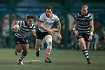 King's College at UQ vs Natixis HKFC during their Pool C match as part of the GFI HKFC Rugby Tens 2017 on 05 April 2017 in Hong Kong Football Club, Hong Kong, China. Photo by Juan Manuel Serrano / Power Sport Images