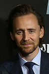"""Tom Hiddleston attends the Broadway Opening Night performance of """"Sea Wall / A Life"""" at the Hudson Theatre on August 08, 2019 in New York City."""