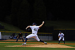 Pitcher at the Charlotte Knights home game