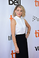 Director Elizabeth Chomko attends the 'What They Had' premiere during the 2018 Toronto International Film Festival at Roy Thomson Hall on September 12, 2018 in Toronto, Canada.<br /> CAP/KNM<br /> &copy;IkonMediia/Capital Pictures