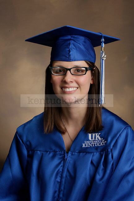 Thacker, Jade photographed during the Feb/Mar, 2013, Grad Salute in Lexington, Ky.