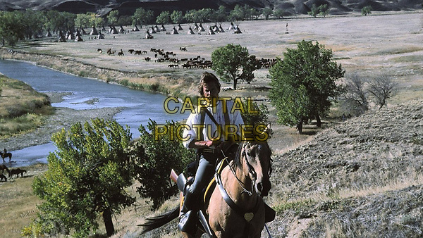 Dances with Wolves (1990) <br /> Kevin Costner<br /> *Filmstill - Editorial Use Only*<br /> CAP/KFS<br /> Image supplied by Capital Pictures