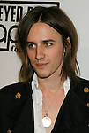 LOS ANGELES, CA. - February 05: Musician Reeve Carney arrives at the Black Eyed Peas Peapod Foundation benefit concert presented by Adobe Youth Voices inside the Conga Room at the Nokia Theatre L.A. Live on February 5, 2009 in Los Angeles, California.