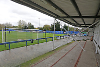 General view of the ground during Romford vs Soham Town Rangers, BetVictor League North Division Football at the Brentwood Centre on 2nd November 2019