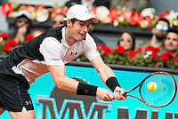 Scotch Andy Murray during Semi-Finals Mutua Madrid Open Tennis 2016 in Madrid, May 07, 2016. (ALTERPHOTOS/BorjaB.Hojas) /NortePhoto.com