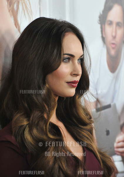 "Megan Fox at the world premiere of her new movie ""This Is 40"" at Grauman's Chinese Theatre, Hollywood..December 12, 2012  Los Angeles, CA.Picture: Paul Smith / Featureflash"