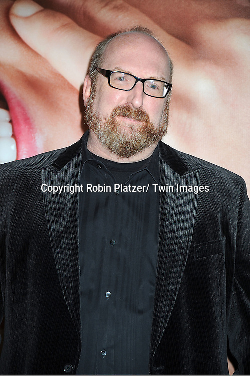 "actor Brian Posehn arrives to The World Premiere of "" The Five-Year Engagement"" at the opening night of The Tribeca Film Festival at the Ziegfeld Theatre in New York City on ..April 18, 2012."