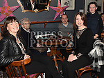 Lucy and Anne Miley, Eunan and Oisin Brennan and Bernadette Martin at Mornington Gospel Choir 20th anniversary show in the Droichead Arts Centre. Photo:Colin Bell/pressphotos.ie