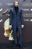 Julian Villagran attends to the premiere of 'La Peste' at Callao Cinemas in Madrid, Spain. January 11, 2018. (ALTERPHOTOS/Borja B.Hojas) /NortePhoto.com NORTEPHOTOMEXICO