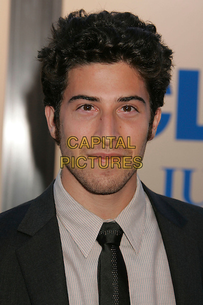 "JAKE HOFFMAN son of Dustin Hoffman.Los Angeles Film Premiere of ""Click"" held at .Mann Village Theater, Westwood, California, .USA,14 June 2006..portrait headshot.Ref: ADM/RE.www.capitalpictures.com.sales@capitalpictures.com.©Russ Elliot/AdMedia/Capital Pictures."