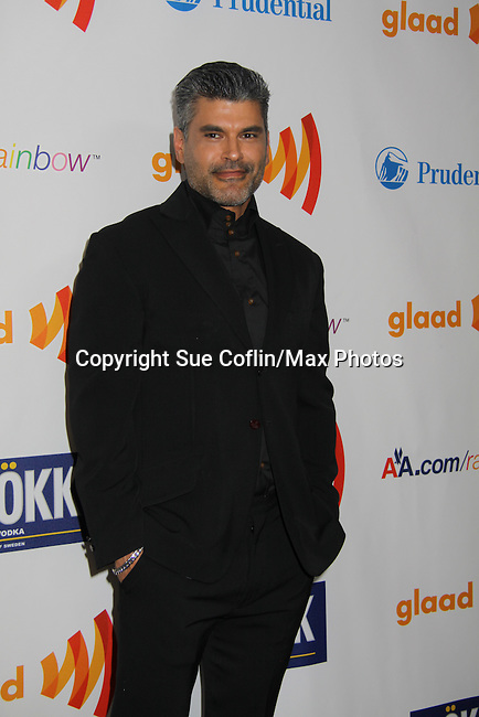 Mike Ruiz  at the 22nd Annual Glaad Media Awards honoring Ricky Martin (GH) & Russell Simmons on March 19, 2011 at the New York Marriott Marquis, New York City, New York. (Photo by Sue Coflin/Max Photos)