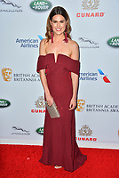 BEVERLY HILLS, CA. October 26, 2018: Charlotte Rothwell at the 2018 British Academy Britannia Awards at the Beverly Hilton Hotel.<br /> Picture: Paul Smith/Featureflash