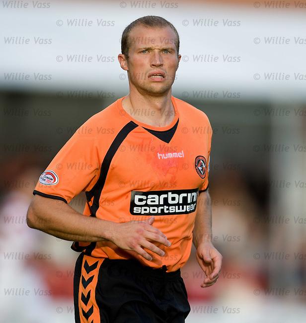 Warren Feeney, Dundee Utd