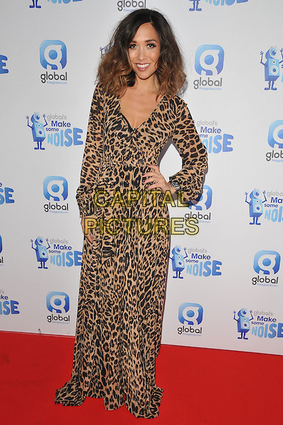 Myleene Klass attends the Global Radio's Make Some Noise Night Gala, Supernova, Embankment Gardens, London, England, UK, on Tuesday 24 November 2015. <br /> CAP/CAN<br /> &copy;CAN/Capital Pictures
