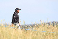 Shane Lowry (IRL) on the 11th during Round 1 of the Dubai Duty Free Irish Open at Ballyliffin Golf Club, Donegal on Thursday 5th July 2018.<br /> Picture:  Thos Caffrey / Golffile
