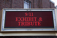 9/11 Tribute Sign