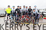 Pictured are the  iBike  team who took part in the Lacey Cup Cycle on Sunday were Paul Horan, Mike Healy, Barry Fitzgerald, David o Sullivan, David Knight, Tim Barrett, Mark Prenderville, Trevor Farmer, Eamonn Flavin