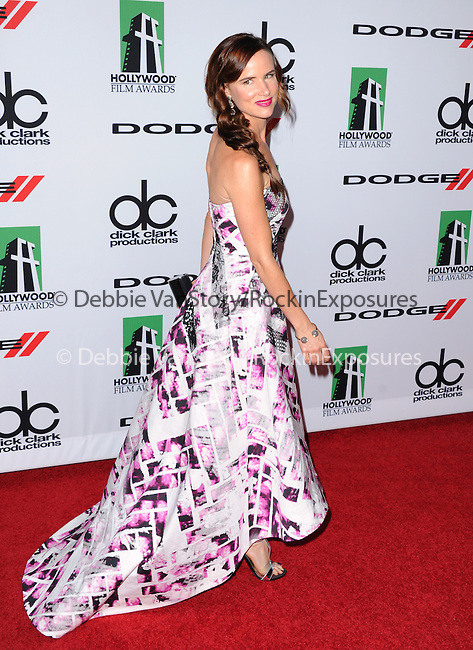 Juliette Lewis attends The 17th Annual Hollywood Film Awards held at The Beverly Hilton Hotel in Beverly Hills, California on October 21,2012                                                                               © 2013 Hollywood Press Agency