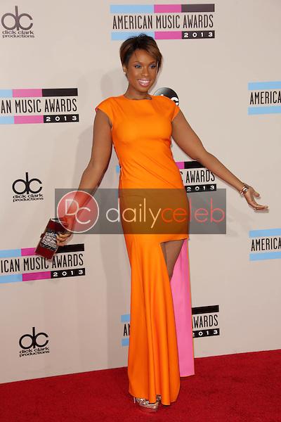 Jennifer Hudson<br /> at The 2013 American Music Awards - Arrivals , Nokia Theater, Los Angeles, CA 11-24-13<br /> David Edwards/Dailyceleb.com 818-249-4998