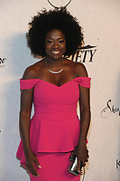 NEW YORK, NY - APRIL 13: Viola Davis at Variety's Power Of Women: New York at Cipriano Wall Street in New York City on April 13, 2018. <br /> CAP/MPI/PAL<br /> &copy;PAL/MPI/Capital Pictures
