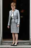 MAR 14 arrivals at 10 Downing Street