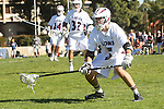 Los Angeles, CA 02/10/11 - Nick Roessler (LMU #5) in action during the SLC contest between LMU and visiting San Diego State.  LMU defeated SDSU 9-3.