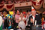 27. 02.2019, Maritim Hotel , Koeln,  GER, Karnevalssitzung des 1. FC Koeln , <br /> <br /> im Bild / picture shows: <br /> die Stimmung im Saal ist ausgefallen gut <br /> <br /> Foto © nordphoto / Meuter