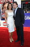 Brooke Shields and Chris Henchy at the Los Angeles premiere of The Campaign, held at Grauman's Chinese Theater Los Angeles, CA. August 2, 2012