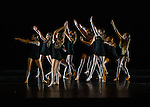 """United We Dance"", the combined production of 3D Project Jazz and Cary Ballet companies Spring Concert. Saturday, 1:30 PM, Cary Arts Center, 15 March 2014"
