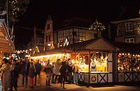 Europe/France/Alsace/68/Haut-Rhin/Colmar:Marché de Noël Place de l'Ancienne douane