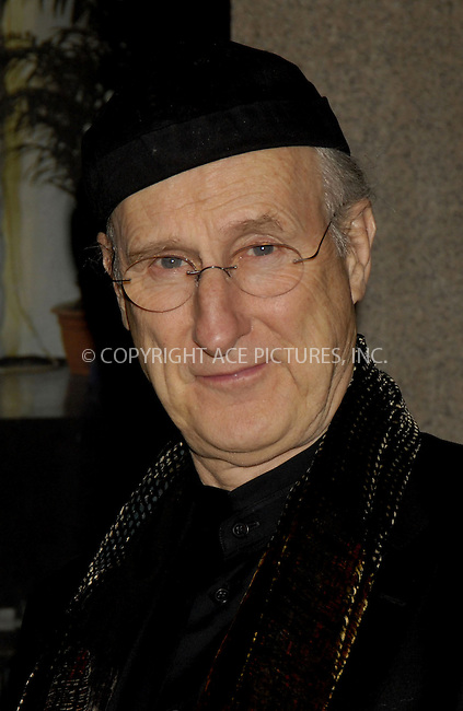 WWW.ACEPIXS.COM . . . . ....December 7, 2007, New York City....James Cromwell attends the NY Film Critics Awards at the Supper Club.....Please byline: KRISTIN CALLAHAN - ACEPIXS.COM.. . . . . . ..Ace Pictures, Inc:  ..(212) 243-8787 or (646) 679 0430..e-mail: picturedesk@acepixs.com..web: http://www.acepixs.com